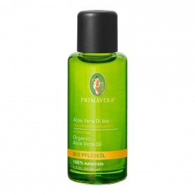 Primavera® Pflegeöle - Aloe Vera Öl bio 50 ml