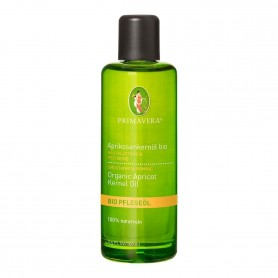 Primavera® Pflegeöle - Aprikosenkernöl bio 100 ml