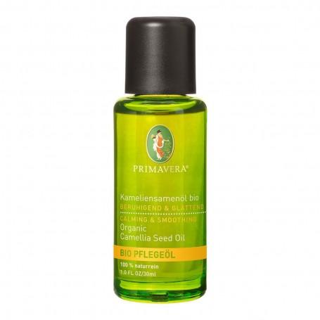 Primavera® Pflegeöle - Kameliensamenöl bio 30 ml