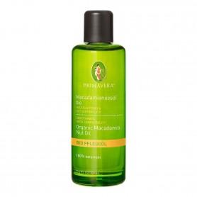 Primavera® Pflegeöle - Macadamianussöl bio 100 ml
