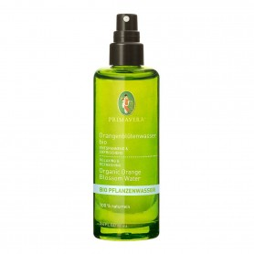 Primavera® Bio Pflanzenwässer - Orangenblütenwasser bio 100 ml
