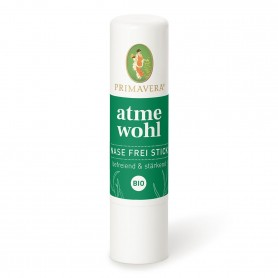 Primavera® Aroma Health Care - Atmewohl Riech Stick bio 10ml