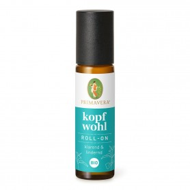 Primavera® Aroma Health Care - Kopfwohl Roll-On bio 10ml