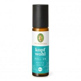 Primavera® Aroma Health Care - Kopfwohl Roll-On bio 10ml