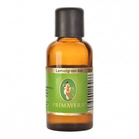 Primavera®  Ätherische Öle - Lemongrass bio 50 ml