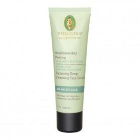 Primavera®Gesichtspflege - Hautklärendes Peeling Salbei Traube 50 ml