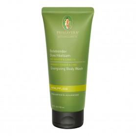 Primavera®Körperpflege - Belebender Duschbalsam mit Bio Ingwer & Limette 200 ml
