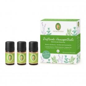 Primavera®  Ätherische Öle - Set Duftende Hausapotheke