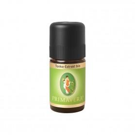 Primavera®  Ätherische Öle - Tonka-Extrakt bio 5 ml