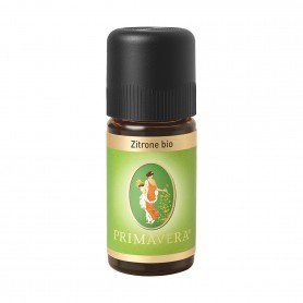 Primavera®  Ätherische Öle - Zitrone bio 10 ml