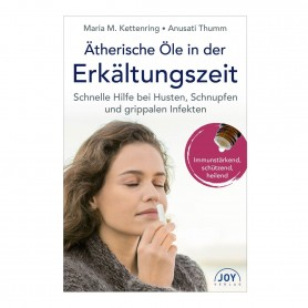 Primavera® Literatur - Buch Ätherische Öle in der Erkältungszeit