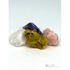 """One World Minerals -  """"Vital & Opal"""" - quintESSENCE Wassersteine"""