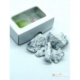 One World Minerals - Magnesit Wassersteine - Schachtel mit Sichtfenster - quintESSENCE Wassersteine