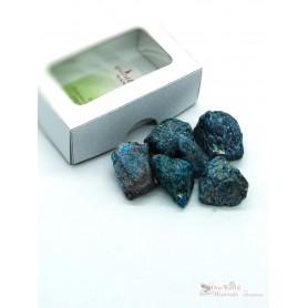 One World Minerals - Apatit Wassersteine - Schachtel mit Sichtfenster - quintESSENCE Wassersteine