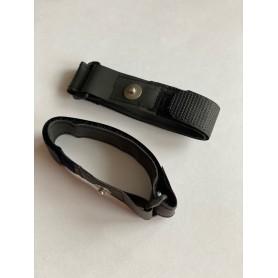 Original - Armelektroden schwarz für TimeWaver, Healy oder andere Frequenzgeräte