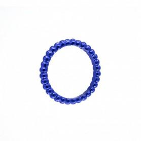 Gabriele Iazzetta - Liebes-Energie-Ring ohne Stein - BLAU