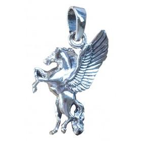 "Anhänger ""Pegasus"" 3cm Silber 925 2"