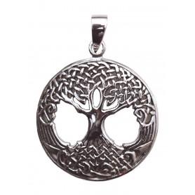 "Anhänger ""Keltischer Lebensbaum"" Silber 925 4"