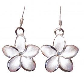 "Ohrhänger ""Champaca - Magnolia"" Silber 925 4"