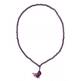 """""""Japa Mala"""" Amethyst 108 Perlen"""