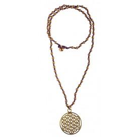 """Halskette """"Blume des Lebens"""" 3"""
