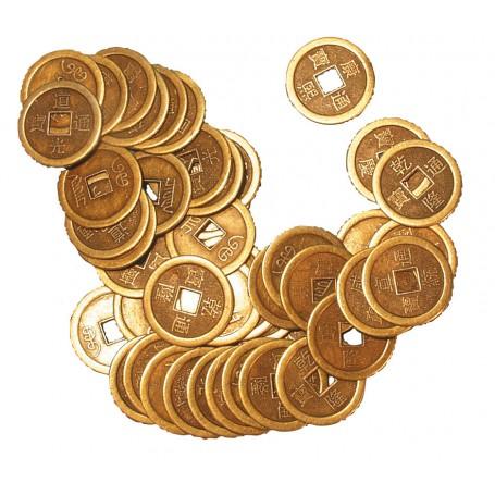 Chines. Münze einzeln 2