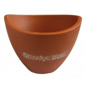 """Räuchergefäß """"Smudge-Bowl"""" klein Keramik natur"""