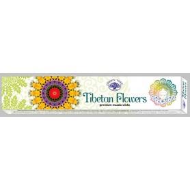 "Green Tree Incense ""Tibetan Flowers"" 15gr."
