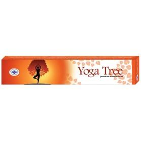 "Green Tree Incense ""Yoga Tree"" 15gr."