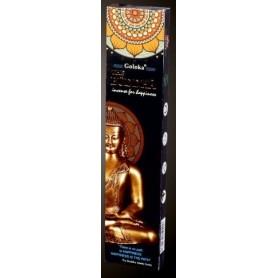 "Goloka Incense ""Mysterious Black - Buddha"" 15gr."