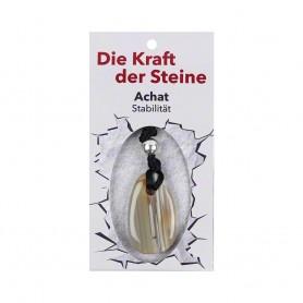Kraftstein-Anhänger Achat (Stabilität)