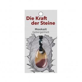 Kraftstein-Anhänger Mookait (Geborgenheit)