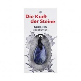 Kraftstein-Anhänger Sodalith (Idealismus)