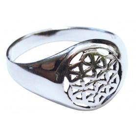 """Ring """"Blume des Lebens"""" klein 1"""