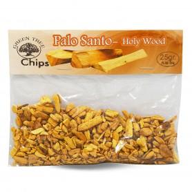 "Green Tree Palo Santo ""Holy Wood"" Chips 25gr"