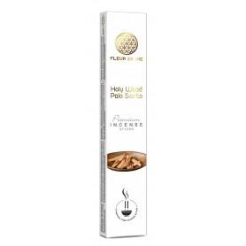 """Fleur de Vie """"Holy Wood Palo Santo"""" Premium Incense Sticks 16gr"""