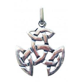 """Anhänger """"Keltischer Dreiecksknoten"""" 2"""