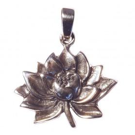 "Anhänger ""Padma - Lotus"" Silber 925 2"