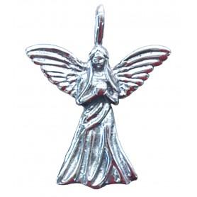 """Anhänger """"Engel mit Herz"""" Silber 925 2"""
