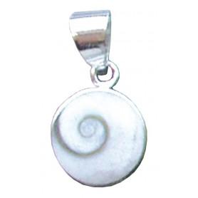 """Anhänger """"Shivas Auge"""" rund 1"""