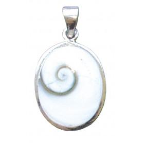 "Anhänger ""Shivas Auge"" oval 2"