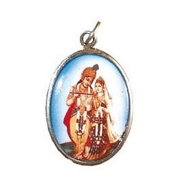 """Spiritanhänger """"Krishna & Radha"""""""