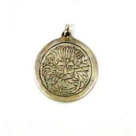 """Anhänger """"Keltischer Sonnengott"""" Silber 925 6"""