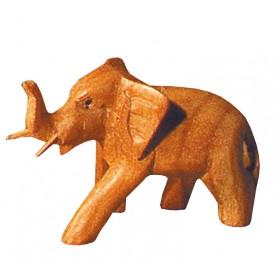 """""""Elefant"""" Holz natur 5cm"""