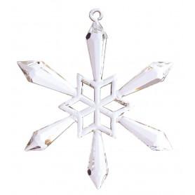 Kristall-Ornament Glas 10cm