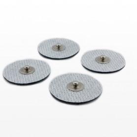 Original Klebeelektroden 4er - für TimeWaver, Healy & Elektro & Tens - Stimulationsgeräte