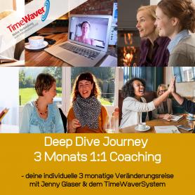 Deep Dive Journey 1:1 Coaching Paket