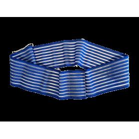 Fixier-, Klett-, & Befestigungsband elastisch - 100 x 8,5 cm - für TimeWaver, Healy & Elektro & Tens - Stimulationsgeräte