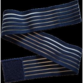 Fixier-, Klett-, & Befestigungsband elastisch - 60 x 5 cm - für TimeWaver, Healy & Elektro & Tens - Stimulationsgeräte