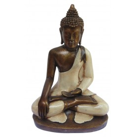 """Buddha Thai Style"" Resin 16x24cm"